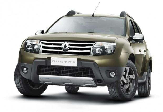 Renault Duster ensamblado en Colombia