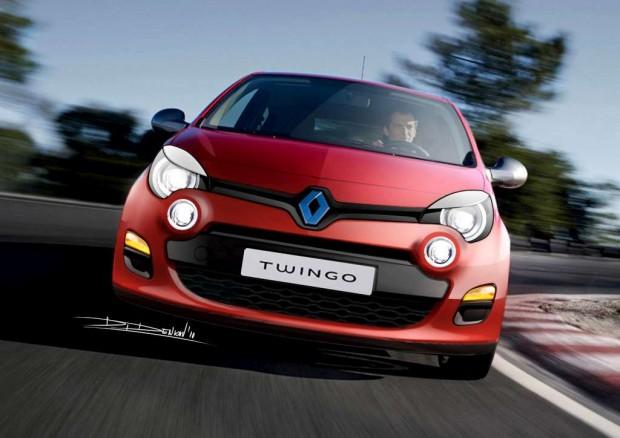 Renault Twingo 2012, el retorno del optimismo