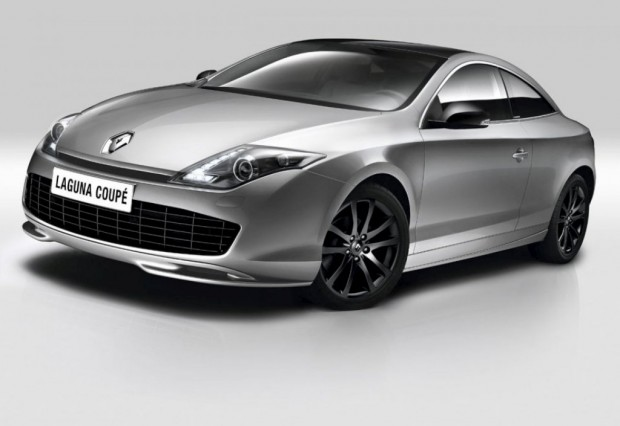 Renault Laguna Coupe, restyling 2012