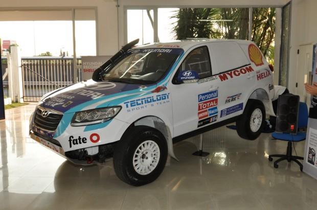 Hyundai Argentina Dakar Team – para correr el Rally Dakar Argentina-Chile-Perú 2012
