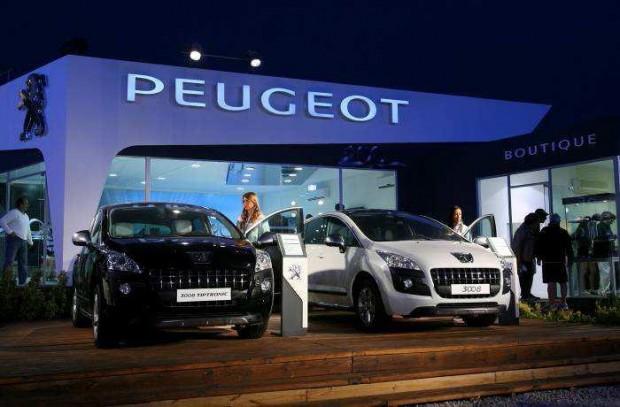 Verano Peugeot 2012