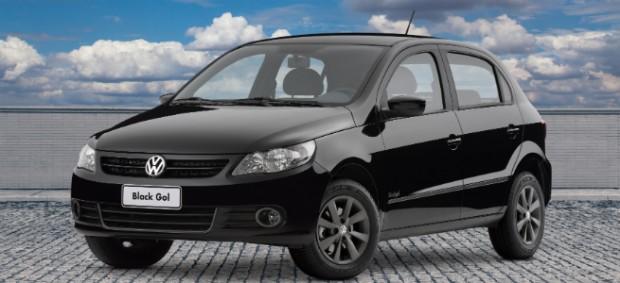 Volkswagen Gol Black Edition para Brasil