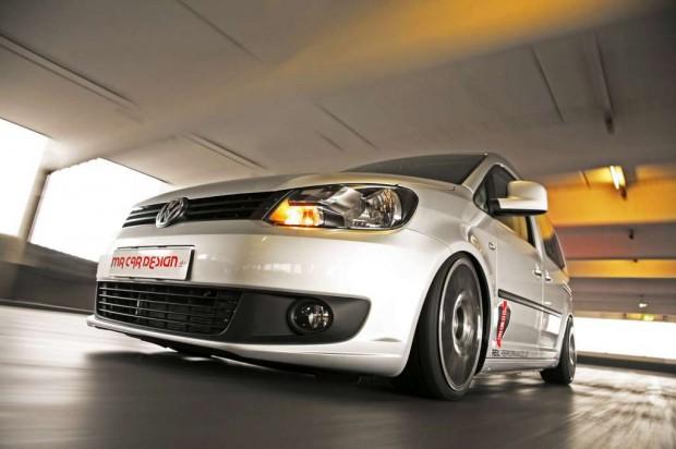 Volkswagen Caddy Maxi by MR Car Design