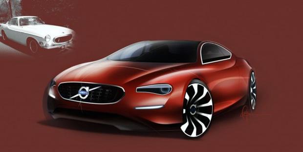 Volvo P1800 una hipótesis para el siglo XXI