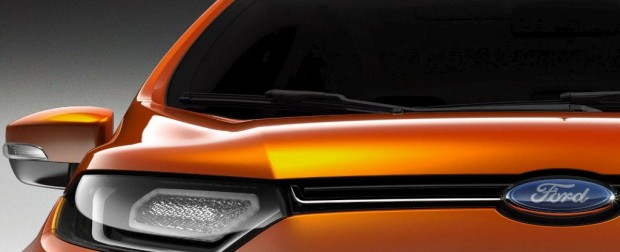 Nueva Ford Ecosport 2012, primer teaser