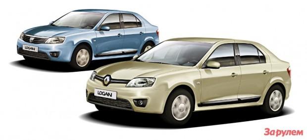 Renault Logan 2013, primeras proyecciones