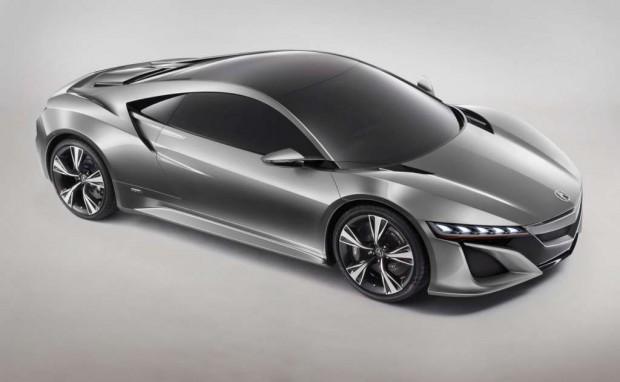 Acura NSX para 2015 en Detroit 2012
