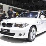 BMW ActiveE All electric 01