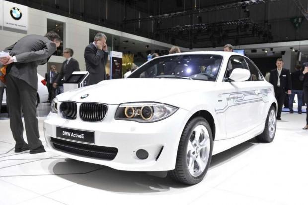 BMW ActiveE todo eléctrico, el primero entregado en USA