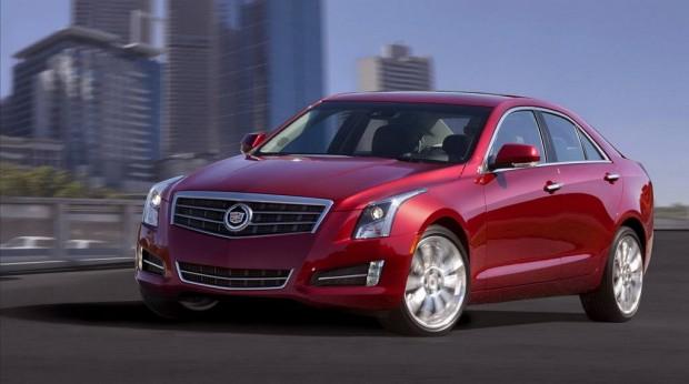Cadillac ATS 2013  en el Salón de Detroit
