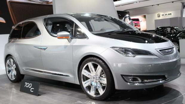 Chrysler 700C: un prototipo de monovolúmen?
