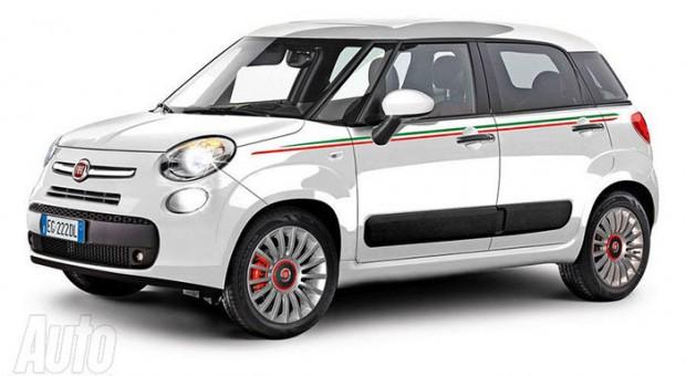 Fiat 500 5 puertas