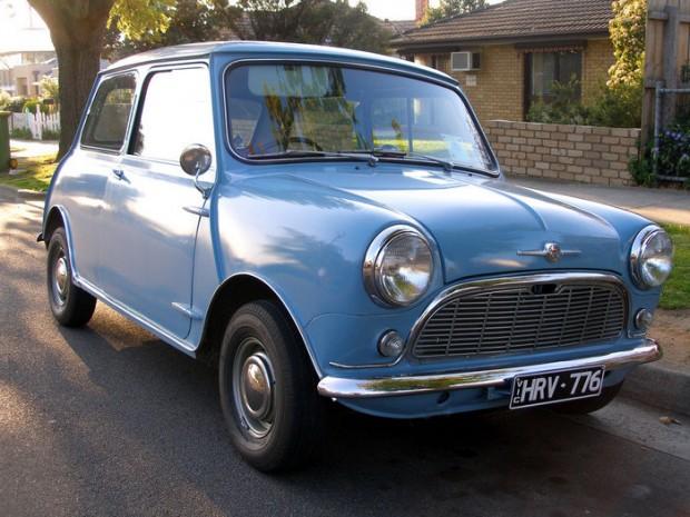 Mini del año 1959, el origen de un clásico