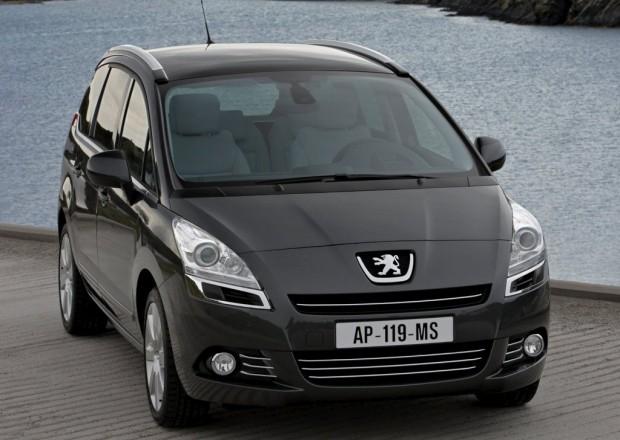 Peugeot 5008, Lanzamiento oficial