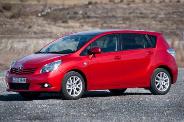 Toyota Verso gama 2012