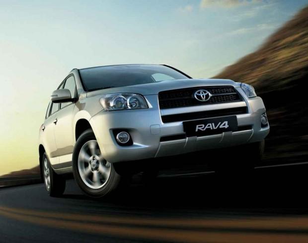 Toyota RAV 2012