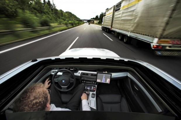 BMW, Conducción autónoma