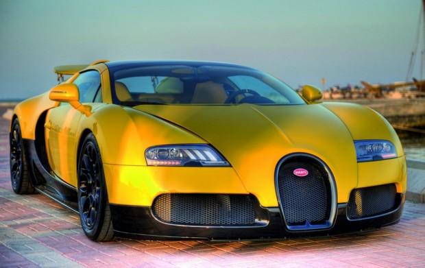 Bugatti Veyron Grand Sport 'Bumblebee'