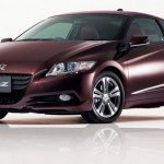 Honda CR-Z 'Label a', edición limitada