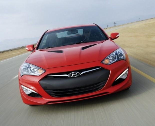 Hyundai Genesis Coupe 2013, Salón de Detroit
