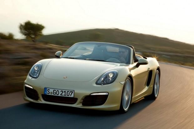 Nuevo Porsche Boxster 2013