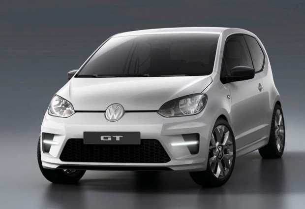 Volkswagen confirma el Up! GT