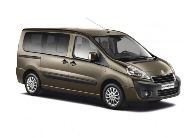 Peugeot Expert con nueva imagen y equipo