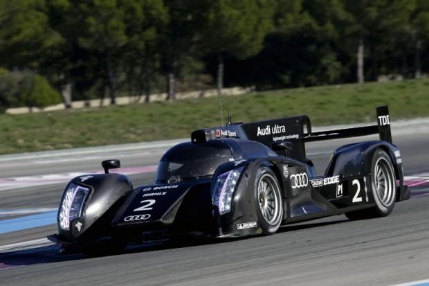 Audi híbrido para las 24 Horas de Le Mans