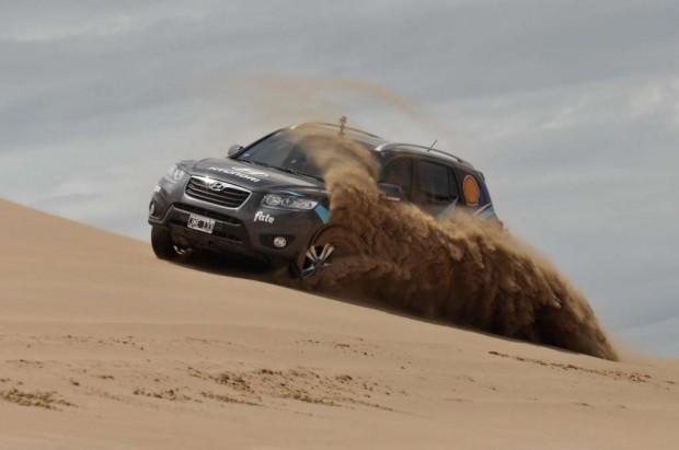 Hyundai festeja con sus clientes los 5 años de las clínicas de manejo 4×4.