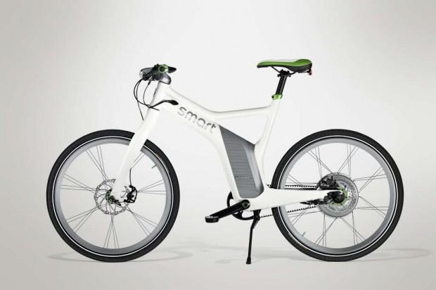 ebike, movilidad en dos ruedas con el sello de Smart