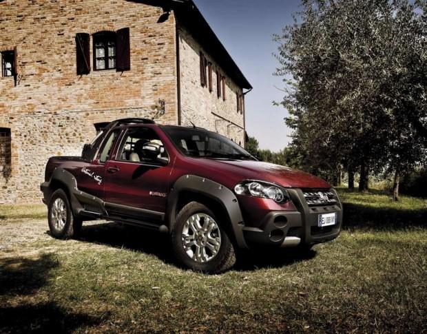 Fiat Strada by Lumberjack para Europa