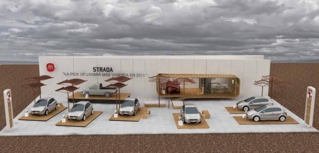 Fiat estará presente en Expoagro 2012