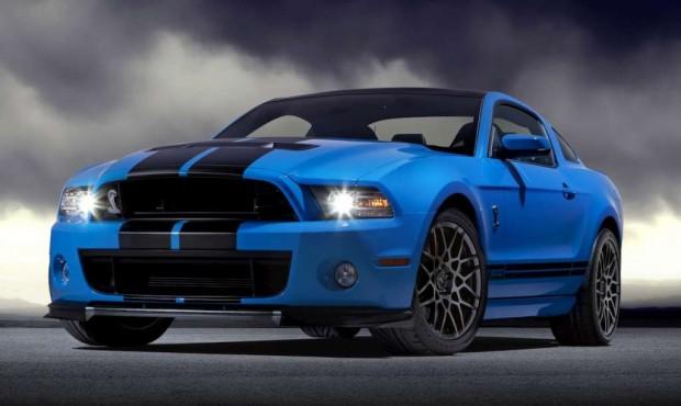 Ford Mustang 2013, fotos y video