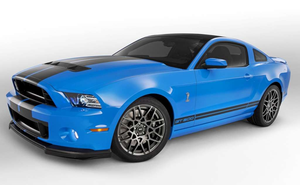 Ford Mustang ShelbyGT500 2013 04