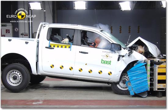 Nueva Ford Ranger, la pickup más segura de Europa