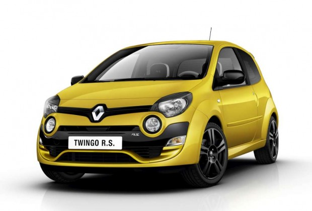 Renault Twingo RS y Gordini RS 2012