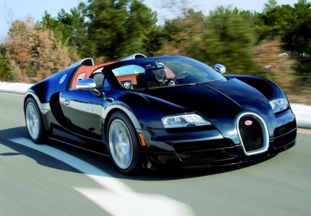 Bugatti Veyron Grand Sport Vitesse, con 1.200 CV