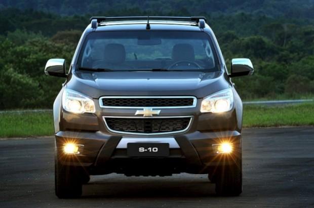 Nueva Chevrolet S-10, equipamiento