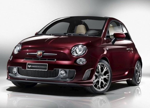 Abarth 695 Tributo Masserati