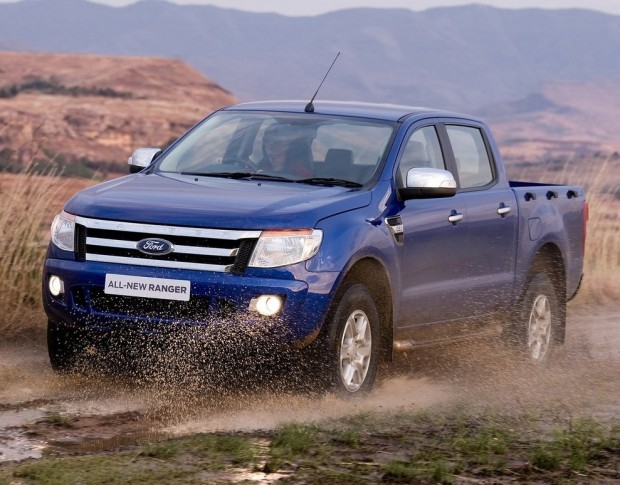 Nueva Ford Ranger en Argentina
