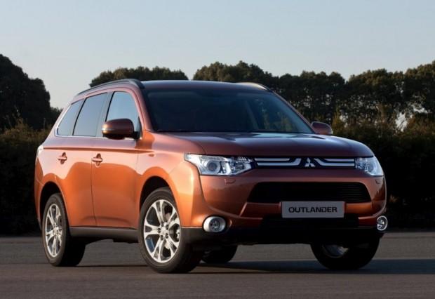 Nueva Mitsubishi Outlander