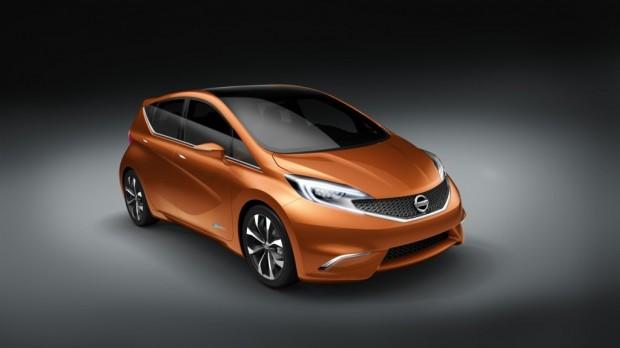 Nissan Invitation en el Salón de Ginebra 2012