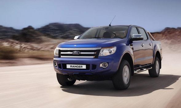 Nueva Ford Ranger, preventa desde $194.000