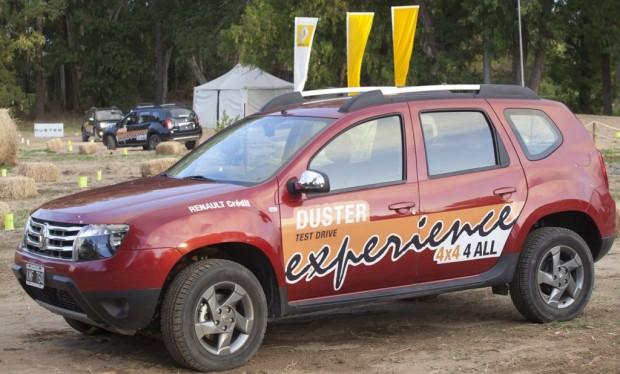 Renault en Expoagro 2012