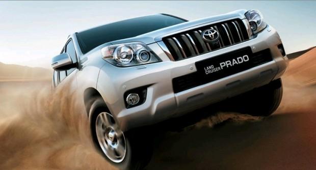 Toyota Land Cruiser Prado TXL en Argentina, desde $ 80.100 USD