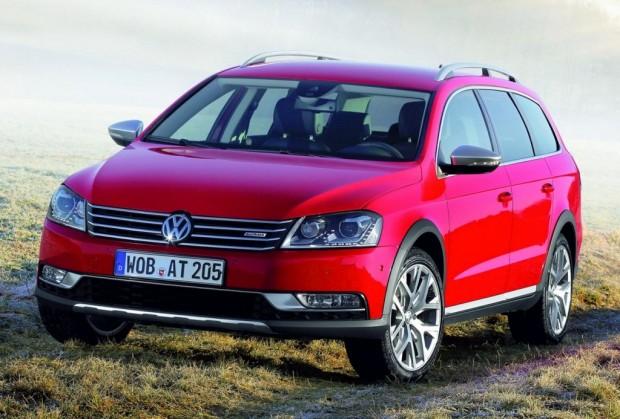 Nuevo Volkswagen Passat Alltrack
