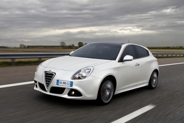 Alfa Romeo en el Salón de Ginebra 2012