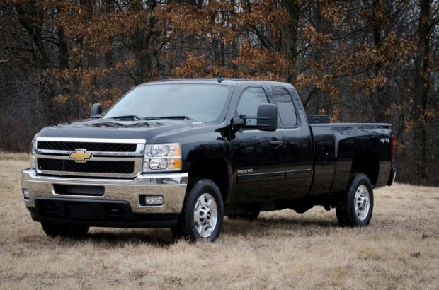 Pick up Chevrolet Silverado Bi-Fuel  gasolina-CNG para 2013