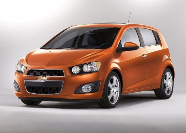 Chevrolet Sonic, lanzamiento oficial