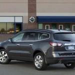 Chevrolet Traverse facelift 2012 02